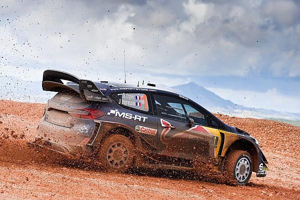 WRC Breaking news M-Sport to try