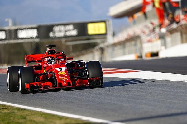 Formula 1 Raikkonen: Ferrari could have gone faster still