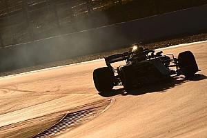 Розклад роботи пілотів на перших зимових тестах Формули 1 у 2019 році