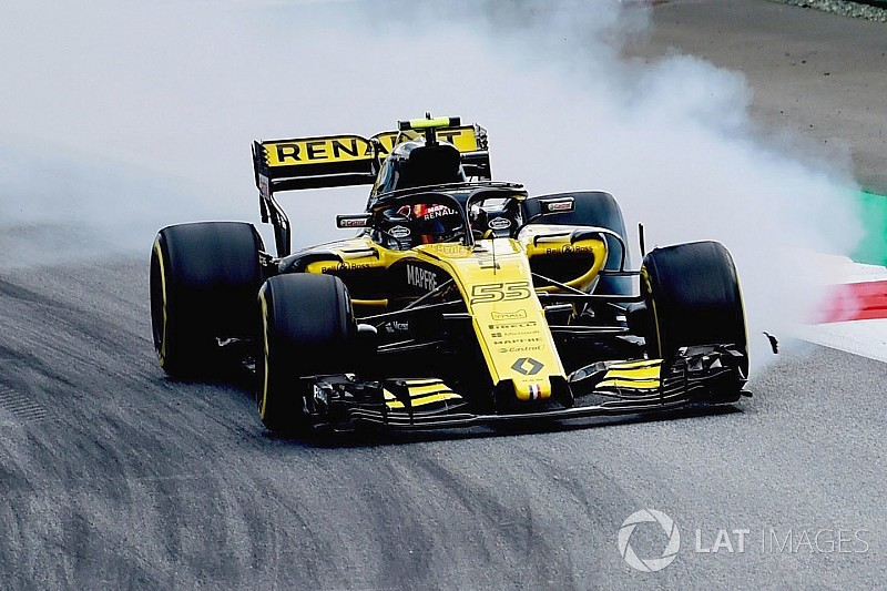 Пузиріння зробило машину Renault «некерованою»