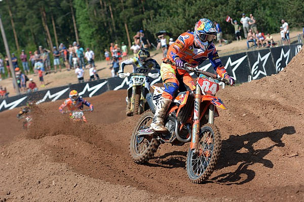 Mondiale Cross MxGP Herlings è inarrestabile: doppietta e quinta vittoria in Lettonia