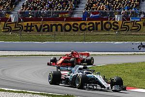 Forma-1 Motorsport.com hírek Bottas: a Mercedes reaktív volt, a Ferrari nem