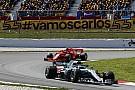 Bottas: a Mercedes reaktív volt, a Ferrari nem