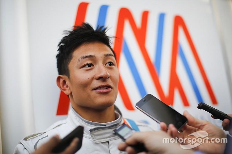 Haryanto to make full-time racing return in Blancpain Asia