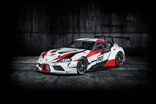 その他 速報ニュース スープラ、16年ぶりに復活。「GR Supra Racing Concept」が世界初公開