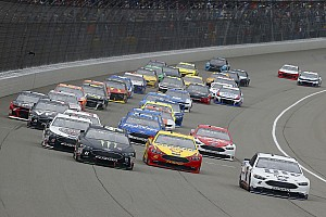 NASCAR Cup Analysis Should NASCAR have a hybrid future?