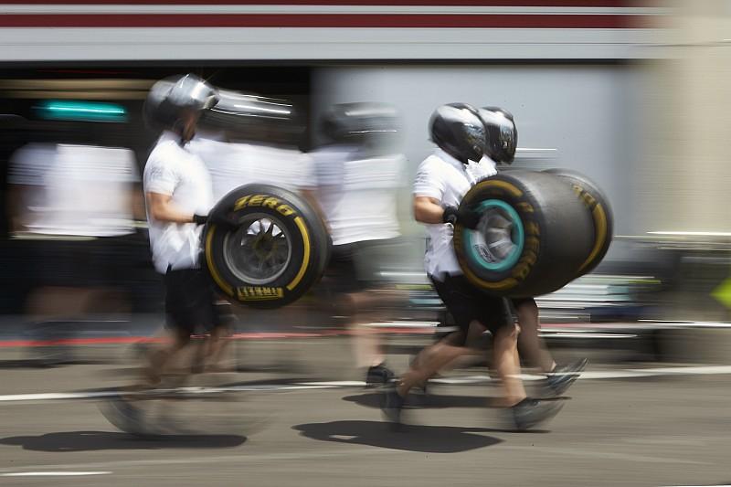 Pirelli, İtalya GP'sine götüreceği lastikleri açıkladı
