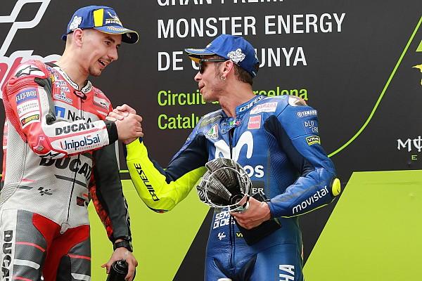 Rossi's Ducati