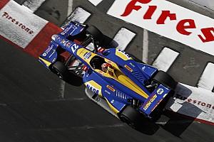IndyCar Noticias Rossi vence en Long Beach