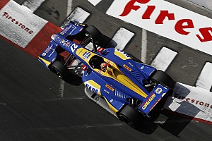 IndyCar Gara Alexander Rossi domina a Long Beach e si prende la leadership