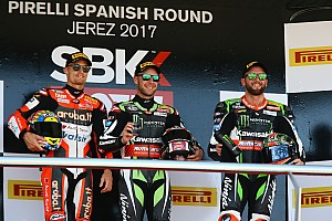 World Superbike Crónica de Carrera Rea gana en Jerez una carrera que tuvo en la mano Melandri hasta que rompió