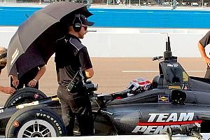 IndyCar Важливі новини В IndyCar випробують власну систему захисту кокпіта