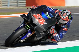 MotoGP Ultime notizie Yamaha ha fatto esordire una nuova carena della M1 nei test di Valencia