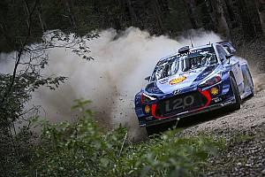 WRC Résumé de course Neuville gagne aux Antipodes, Latvala à la faute!