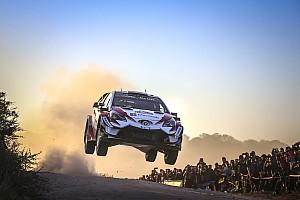 WRC Resumen de la etapa Tanak mantiene el primer sitio la mañana del sábado en Argentina