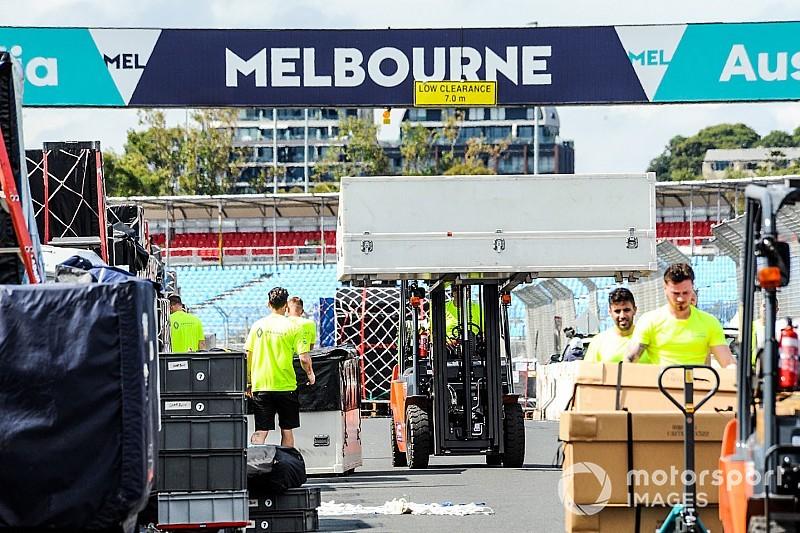 A Hungaroringgel egy ligában van az ausztrál F1-pálya a fékek tekintetében