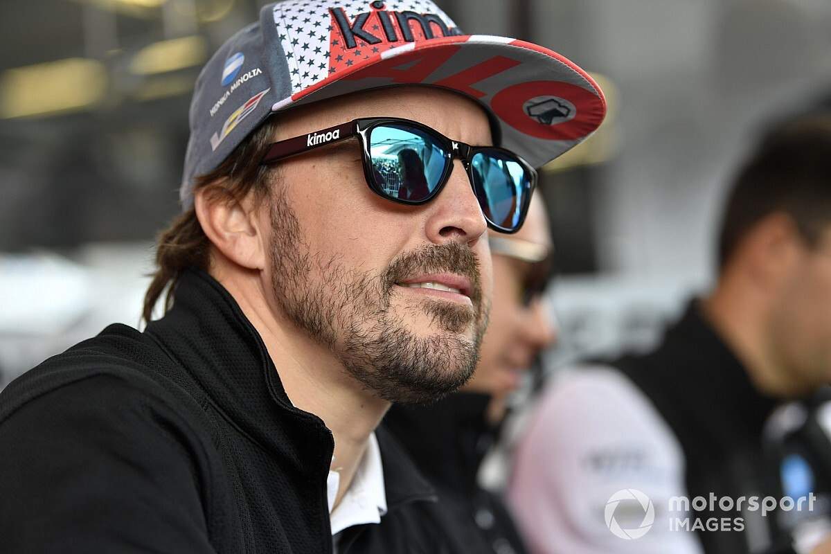 Alonso: Cooler Rolex 24 temperatures favoring Cadillac