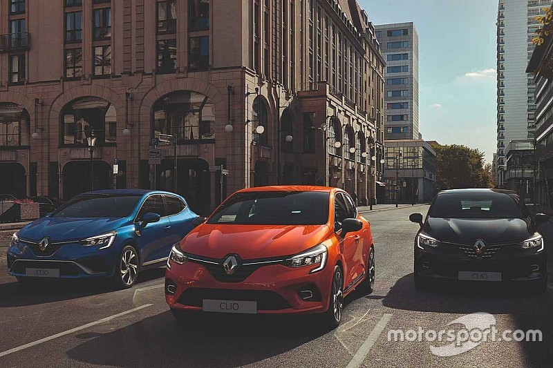 Renault завершила прем'єру хетчбеку Clio нового покоління