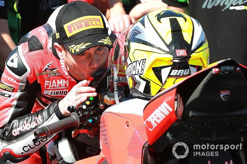 """Bautista si gode la Ducati V4: """"E' fantastica, esordio perfetto"""""""
