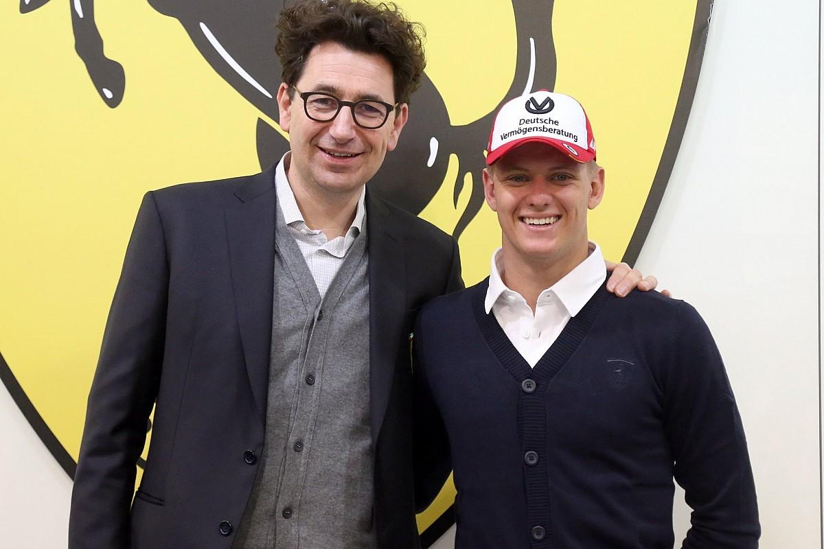 Mick Schumacher in pista anche con Alfa Romeo oltre che con Ferrari nei rookie test?