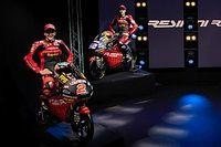 Gresini Racing se presenta en medio de la incertidumbre por la salud de Fausto