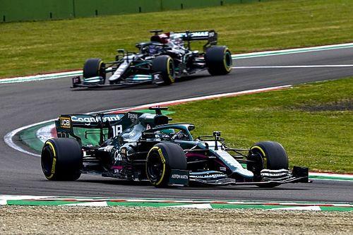 Wolff: Aston Martin 'nevenschade' bij veranderingen tegen Mercedes