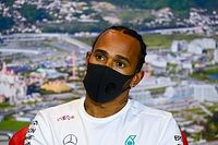 Hamilton: No talks with FIA over Mugello podium T-shirt