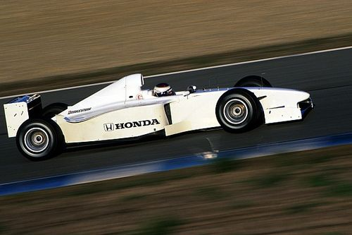 What could have been: When an F1 dream hit a Pembrey dead-end