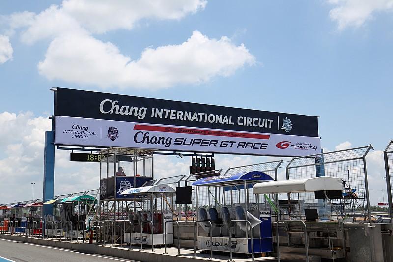 スーパーGT第4戦タイ予選速報:16号車MOTUL MUGEN NSX-GTが今季初ポール