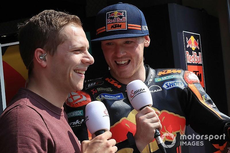 Bradl auch 2019 TV-Experte: MotoGP bei ServusTV in Deutschland