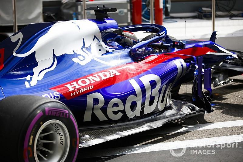 Honda upgrade gains have Toro Rosso