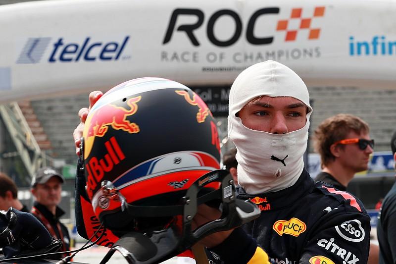 """Gaslynak """"tárgyalnia"""" kellett arról, hogy a Red Bull elengedje a Bajnokok Tornájára"""