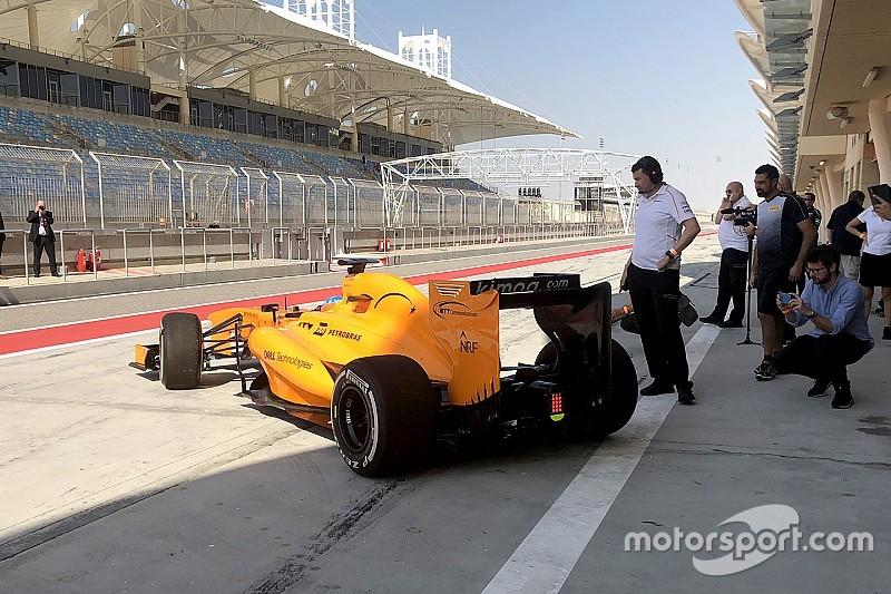 Алонсо повернувся у Формулу 1 на тест у Бахрейні