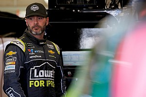 Jimmie Johnson dice que el intercambio con Alonso es una oportunidad única en la vida