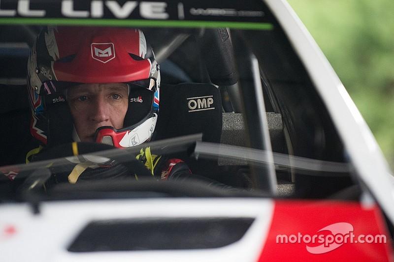 Meeke associé à l'ancien copilote de Paddon chez Toyota