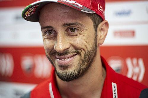 """Andrea Dovizioso : """"Marquez n'est pas comparable à Rossi"""""""