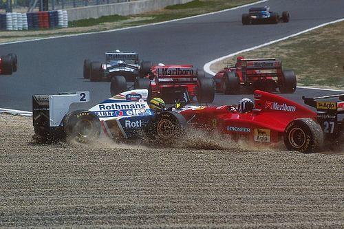 El día que Ayrton Senna dijo que Schumacher le jugaba sucio