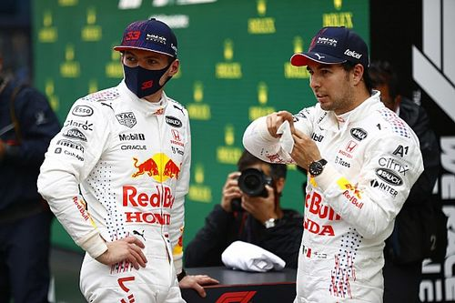 Sergio Perez Akui Tak Mudah Jadi Rekan Setim Max Verstappen