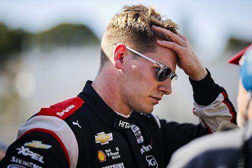 """Seamless"" test, but Newgarden voices 2023 IndyCar weight concern"