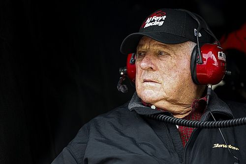 "Fan-less Indy 500 is ""a real shame"" says legend Foyt"