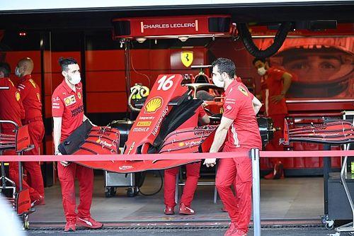 Nouvelle réorganisation chez Ferrari, Binotto quitte le pitwall
