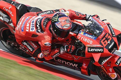 """Ducati """"necesita un paso más"""" para luchar por el título 2021 de MotoGP"""
