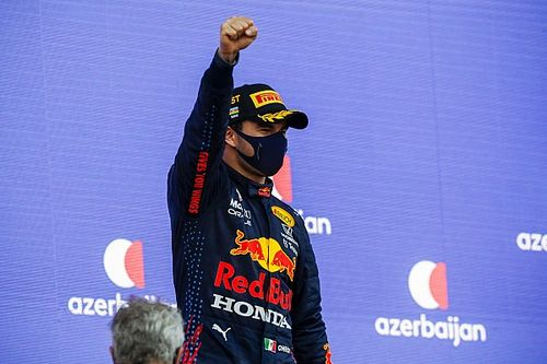 """Horner: Perez """"ahead of expectation"""", but no rush for new deal"""