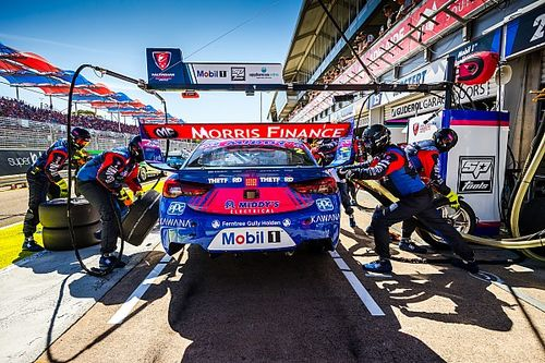 Walkinshaw tests staff and drivers for COVID-19