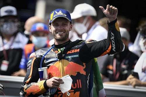 "Binder: Debut MotoGP win after three races ""scary"""