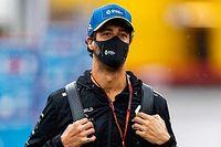 """Ricciardo: """"Yarışı bu şekilde bitirmek utanç vericiydi"""""""