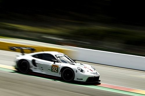 Porsche gets Spa GTE pole reinstated