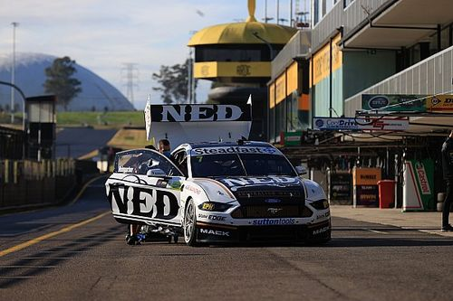 Supercars teams could be in exile for eight weeks