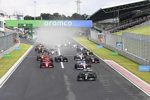 Horarios del GP de Hungría 2021 de F1 y cómo verlo