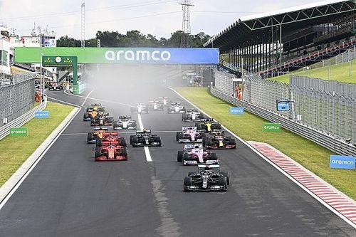 Formule 1 Grand Prix van Hongarije: Tijden, welke tv-zender en meer